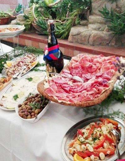 Catering Sassari : Ristorante-Pizzeria-la-Perla-Rosa-Sassari---Buffet,-cerimonia,-catering,-matrimonio,-laurea,-pranzo-di-lavoro-Eventi