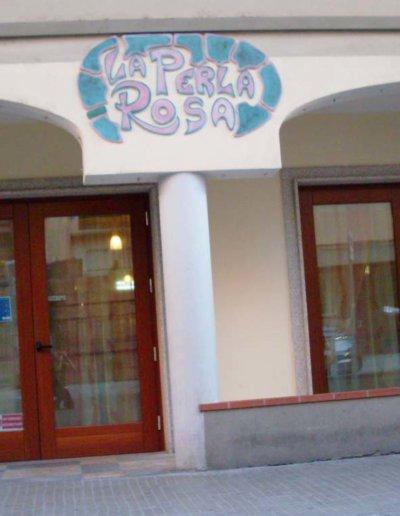 Ristoranti Sassari - LA PERLA ROSA RISTORANTE PIZZERIA