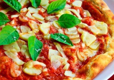 pizzerie sassari - LA PERLA ROSA