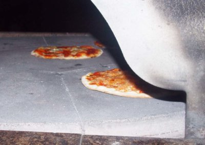 pizzerie sassari - LA PERLA ROSA forno a legna rotante