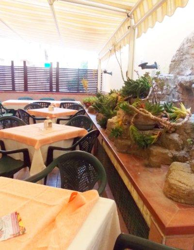 Ristoranti Sassari - LA PERLA ROSA RISTORANTE PIZZERIA veranda