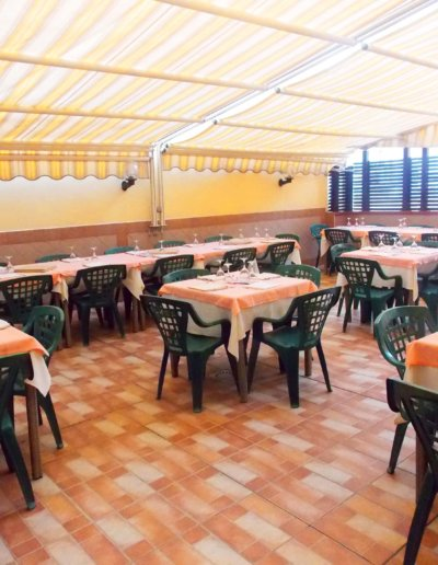 Ristoranti Sassari - LA PERLA ROSA RISTORANTE PIZZERIA - Veranda